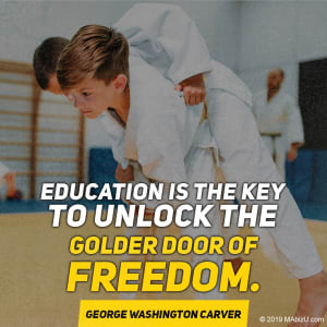 The Key to Freedom in the Martial Arts