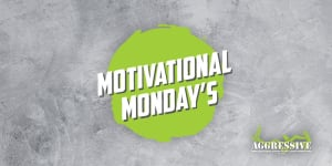 Motivational Monday's (7/29/19) - Simple is better...
