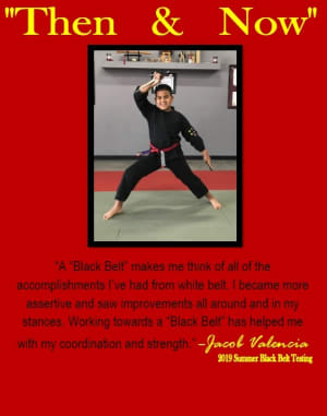 Student profile - Jacob Valencia