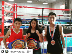 SoCal State Boxing Tournament 2019