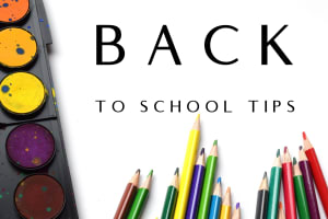 2019 Back to School Tips
