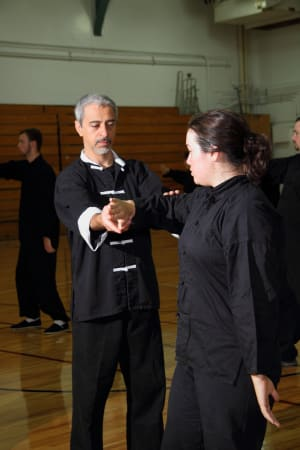 Tai Chi Chico: CBS News- Tai chi improves symptoms of Parkinson's disease