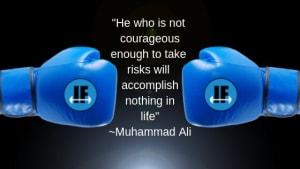Courageous enough
