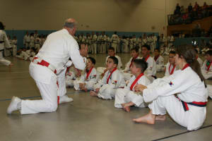 What age is right for kids to take Martial Arts?