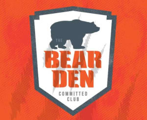 20 Aug 2019 BEAR DEN WINNERS!
