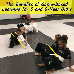 Parents Skillz #12 The Benefits of Game-Based Learning for 5-6 year olds