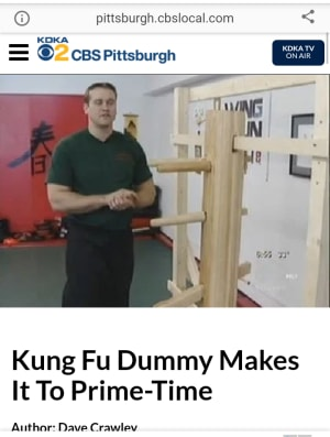 Local Dummy Made it to Prime-Time