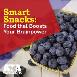Food that Boosts Your Brainpower