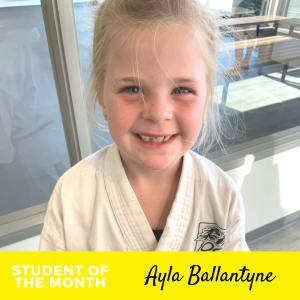 Meet Ayla - Focused, Growth Minded & Super Sweet!