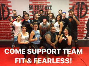 Krav Maga Classic: A Sparring Expo - Come Support Team FnF!