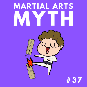 Martial Arts Myth #37 - You have to be athletic to train in Martial Arts