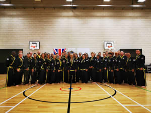 Grandmaster Choi UK Summer Martial Arts Workshop!