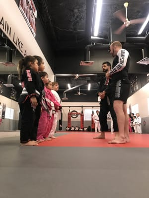Evidence Suggests Martial Arts, Wrestling, Grappling Best For ADHD Children