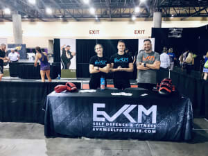 EVKM Featured at Europa Games & Expo