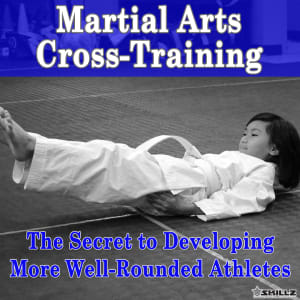 Martial Arts Cross Training - The Secret to Developing More Well-Rounded Athletes