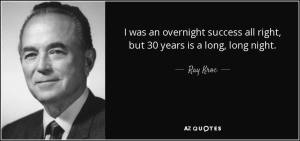 Overnight Success Tip!