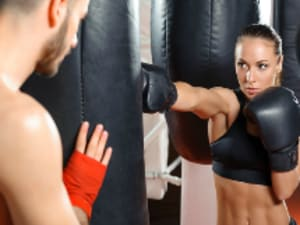 Cardio Kickboxing Classes At BR Krav Maga