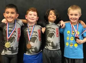 Gorilla Cup Martial Arts Tournament in Buford, GA