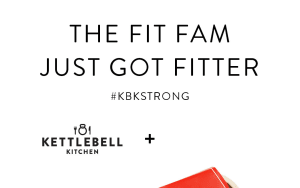 We are excited to announce our new partnership with Kettlebell Kitchen