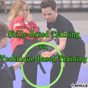 Skills-Based Training vs Technique-Based Training