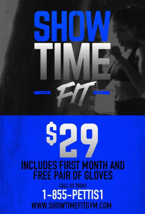 Be Showtime Fit Ready    Get Showtime Fit Results