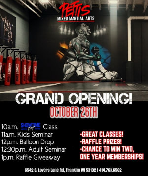 OCT 26th - GRAND OPENING FRANKLIN LOCATION!