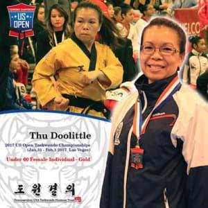 Meet Thu and Rodney Doolittle of NTA Taekwondo Colleyville