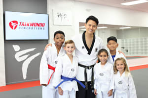 Kicking Saturday for ALL Hillside Elementary School Huskies October 12th from 1:00-2:00pm at Taekwondo Generations! Call (404) 314-3462 TODAY to RSVP!