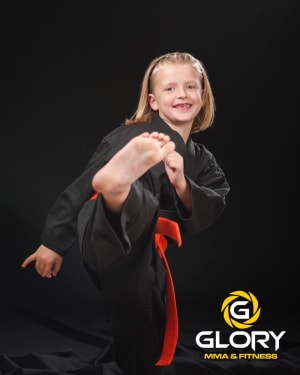 MARTIAL ARTS CAN HELP IMPROVE YOUR KID'S SELF-CONFIDENCE.