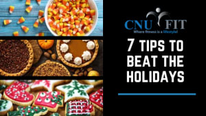 Dover Personal Trainer gives 7 tips on how to beat the holidays