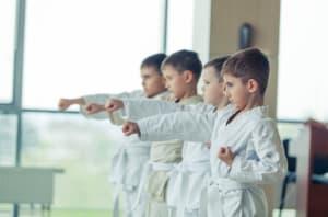 6 Fundamental Principles Kids Learn through Martial Arts