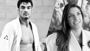 Gracie and Dern rep Jiu Jitsu Royalty in UFC this weekend