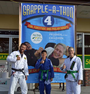 Grapple-A-Thon 4 a Success! ! !