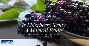 Is Elderberry Truly A Magical Fruit?