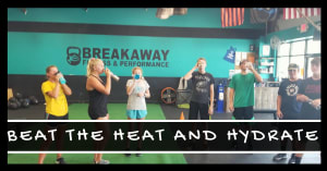 Hydration and Performance: Beat The Heat