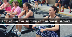 Rowing: Have you been doing it wrong all along?
