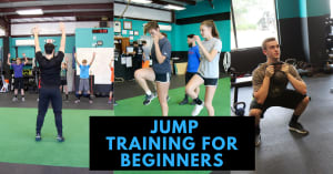 Jump Training For Beginners