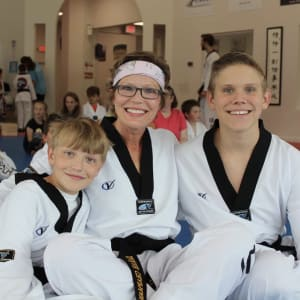 Martial Arts Therapy: Using Tae Kwon Do to Beat Illness - Part 1