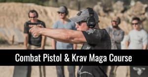 Combat Pistol & Krav Maga Course