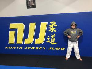 Sergio Mundaca North Jersey Judo Yellow Belt **L@@K WHAT HE EARN HIMSELF**