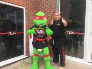 TGA Martial Arts in the Crewe Community