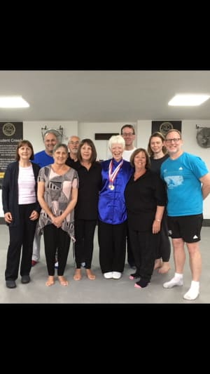 What is Qigong at Tring Martial Arts Academy?