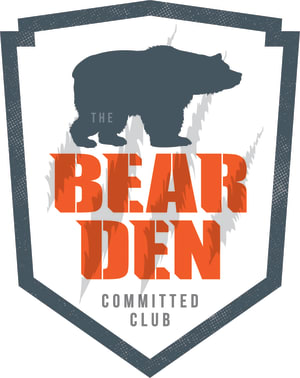 2019 Annual Bear Den Commitment Club Members!