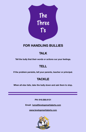 Bully Prevention Month - October 2019