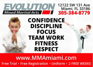 Bully-proof your child with our Kids Martial Arts Classes.