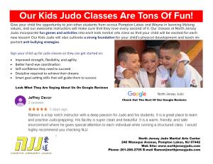 Martial Arts Classes in Judo and Brazilian Jiu Jitsu Has Never Gotten Easier In Pompton Lakes and Wayne, NJ