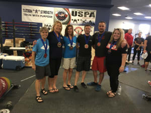 The Protocol Sets 19 State Records At A Local Meet! - Tucson Personal Training Blog