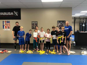Youth Kickboxing