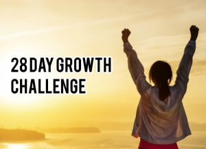 28 Day Growth Challenge