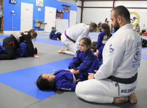 5 simple tips to help you improve in Jiu-Jitsu